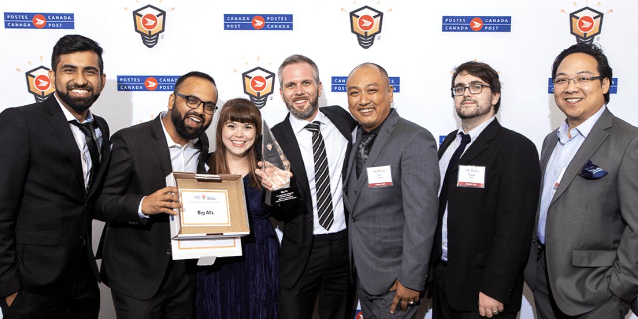 Canada Post Ecommerce Innovation Awards