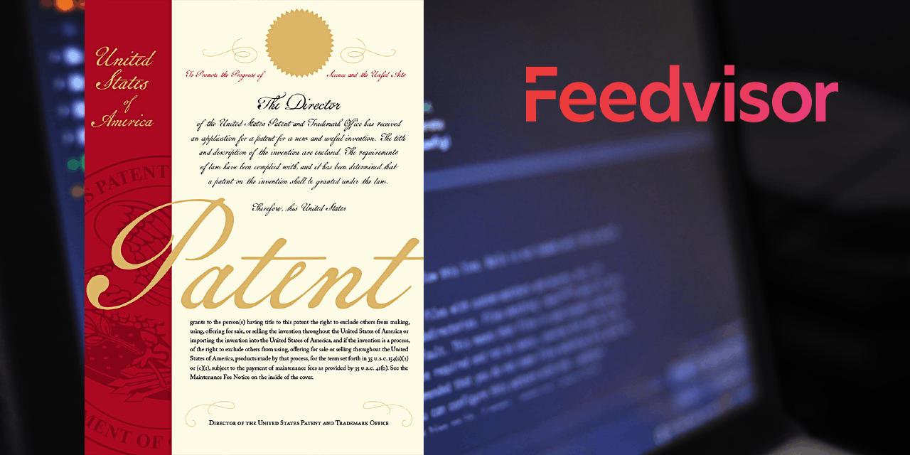 Feedvisor Patent