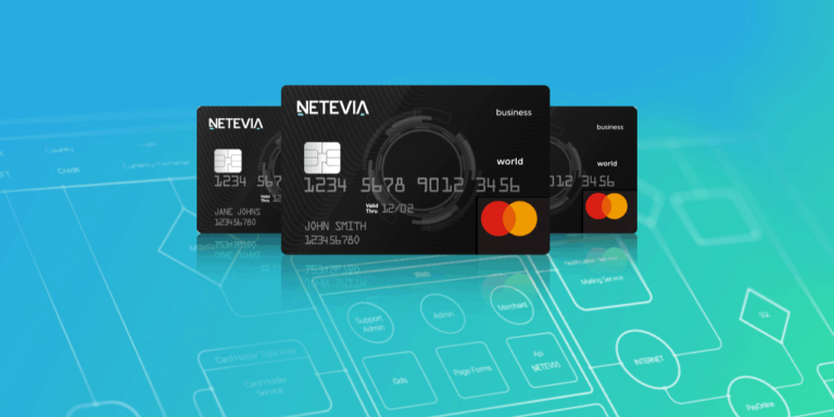 Netevia Mastercard is new business card for Unified Payments merchants
