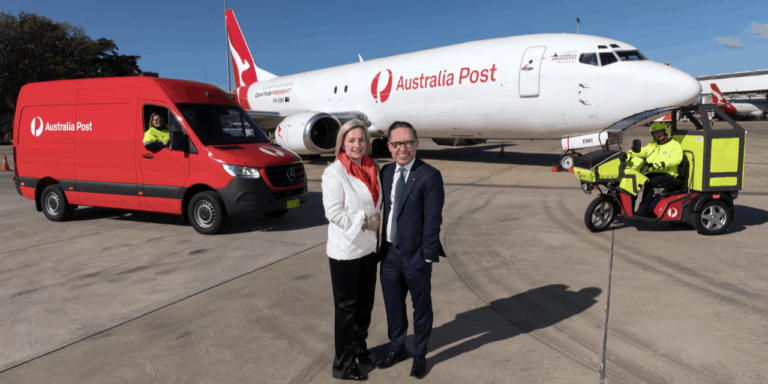 Australia Post and Qantas renew agreement to fuel ecommerce growth