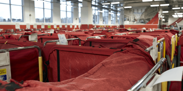 Royal Mail releases Quality of Service report for Q1 2019-20