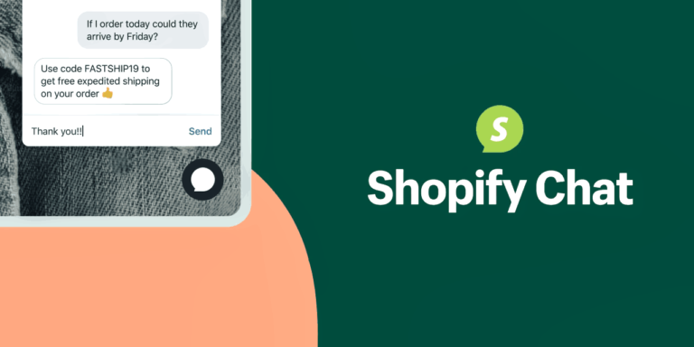Shopify Chat is newest communications feature for Shopify merchants