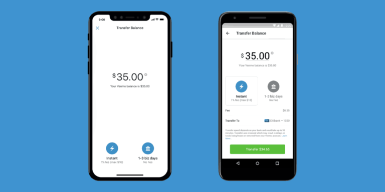 Venmo rolls out instant money transfer to bank accounts