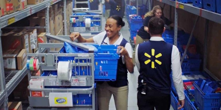 Walmart's Second-Quarter Online Sales Grow by 37%