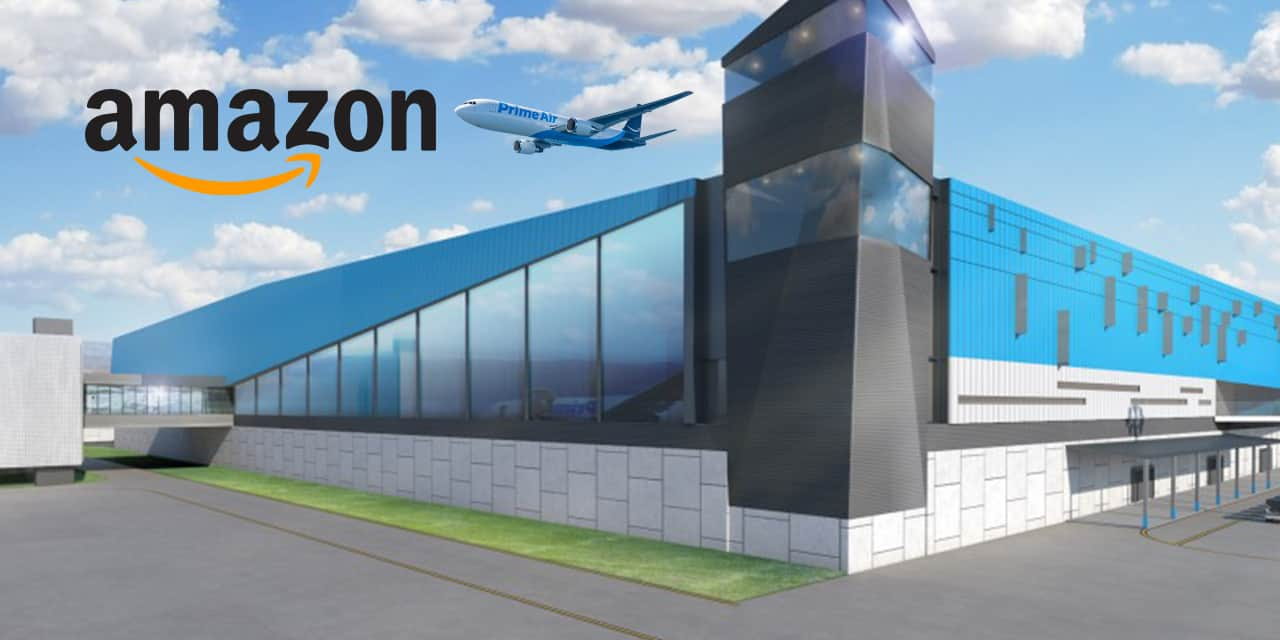 Amazon Opens New Dallas Fort Worth Regional Air Hub In October