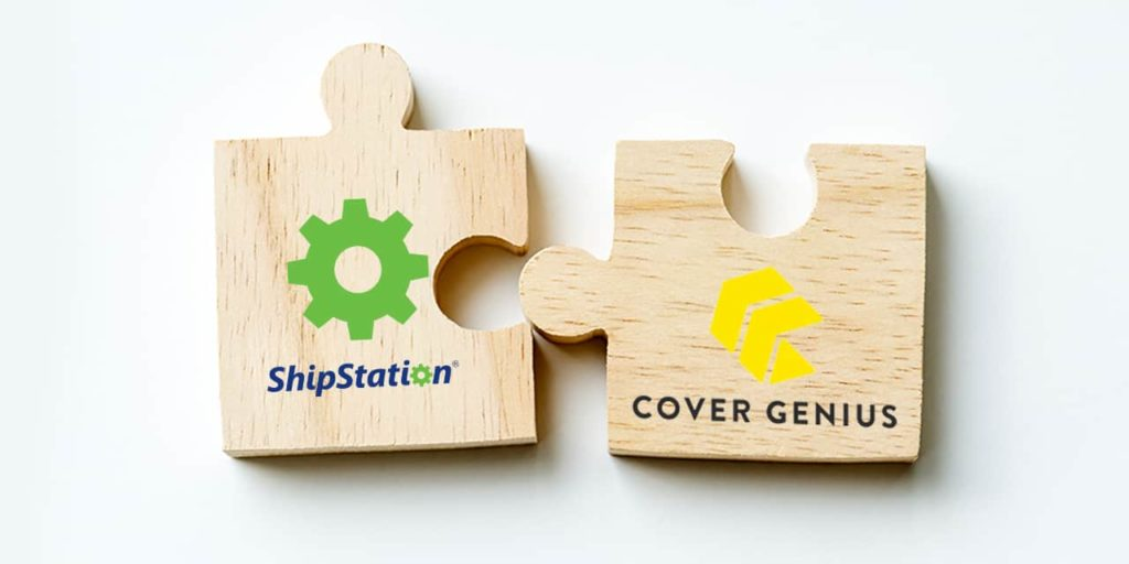 cover genius and ShipStation partnership