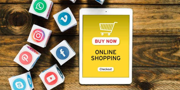 Only 31% of Consumers Shop Through Social Media