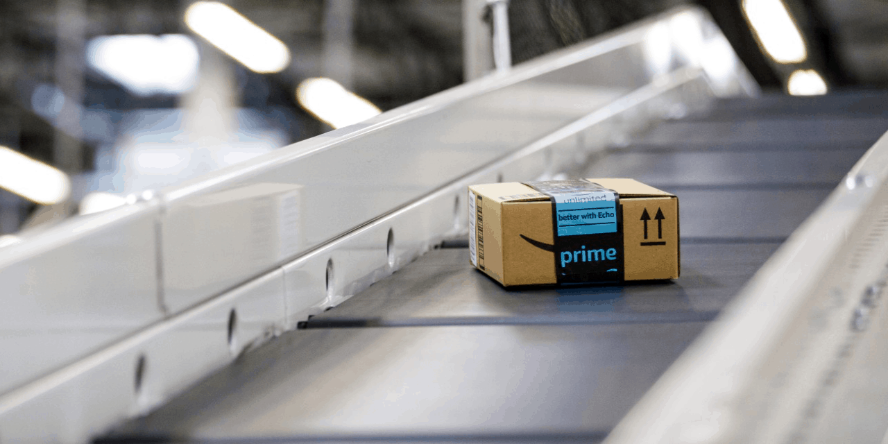 Amazon Sorting Facility - Warehouse - Fulfillment