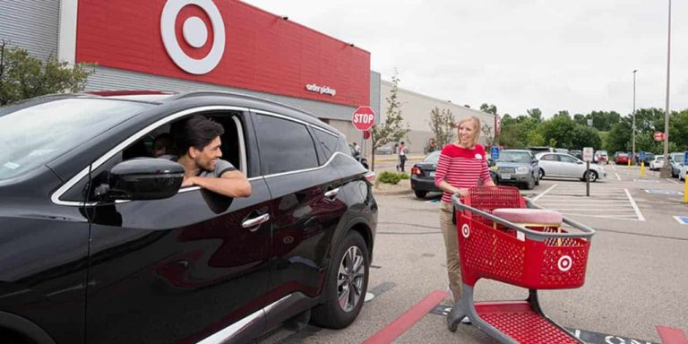 Target Expands Its Drive Up Pickup Service Nationwide