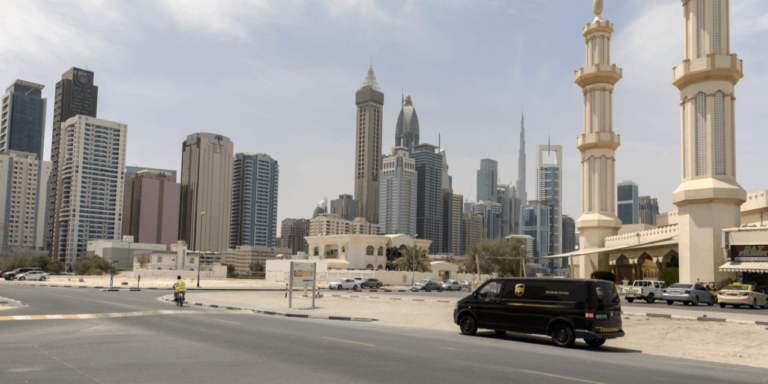 UPS Expands Express Services in The Middle East and Other Growth Markets