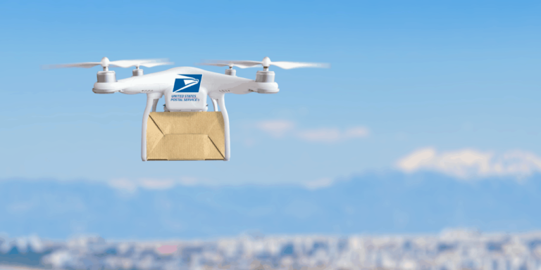 USPS is Interested in Drone Mail and Parcel Deliveries