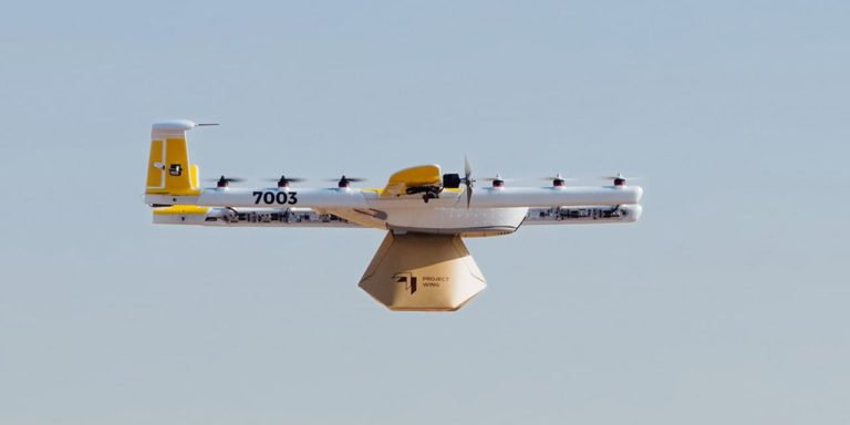 Wing Launches the Country's First-Ever Drone Delivery Service