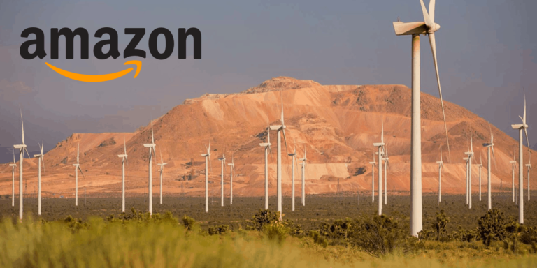 Amazon Announces Three New Renewable Energy Projects