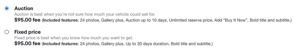 eBay Motorcycle High Volume Sellers