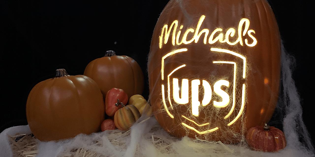 UPS Michaels