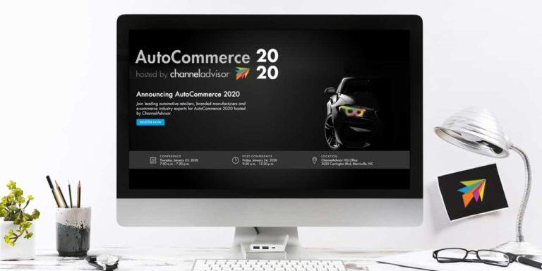 ChannelAdvisor to Host AutoCommerce 2020 in North Carolina