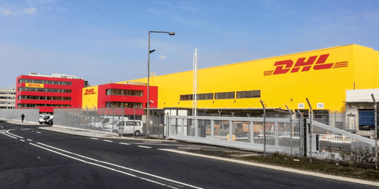 DHL Express Invests €123M in State-of-the-Art Logistics Center