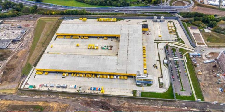 Deutsche Post DHL Group Opens Its Largest Parcel Center in Germany