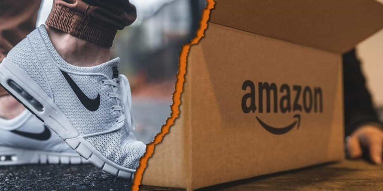 Nike Ends Partnership With Amazon