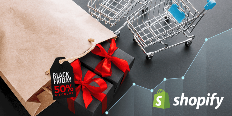 Shopify Merchants Rack Up Record Sales on Black Friday