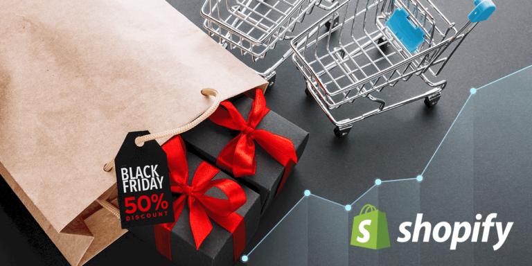 Shopify Merchants Rack Up Record Sales on Black Friday