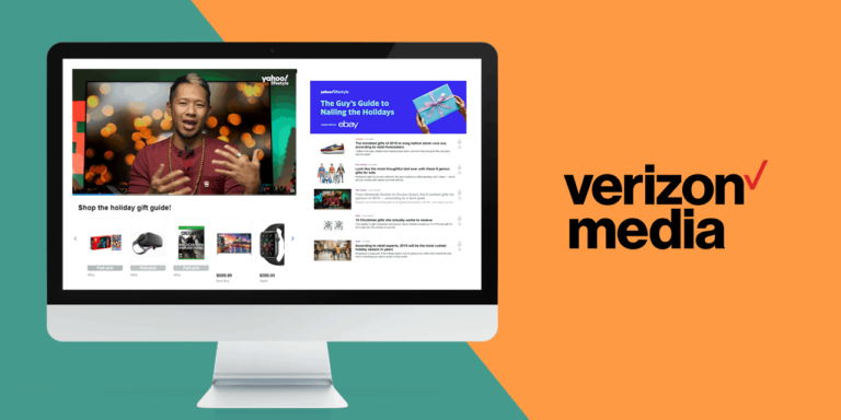 Verizon Media Partners With eBay for Shoppable Video Ads