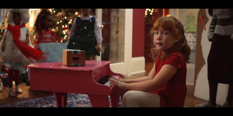 Amazon UK Launches 2019 Holiday Season TV Ads Campaign