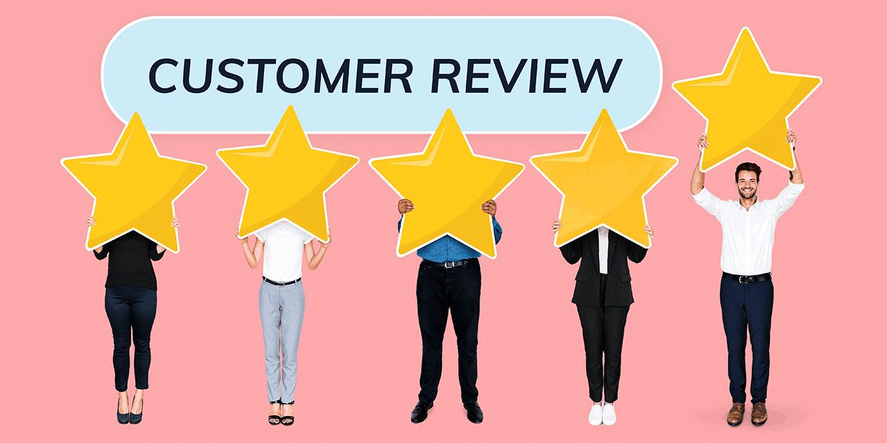 Customer Service Five Stars
