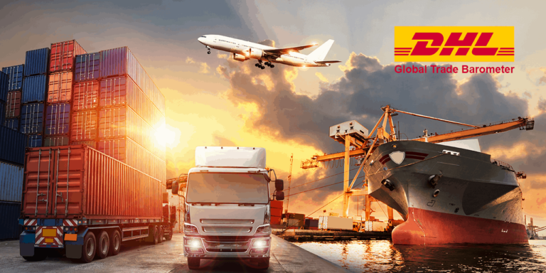 DHL Global Trade Barometer Shows Global Trade Continues at Moderate Pace