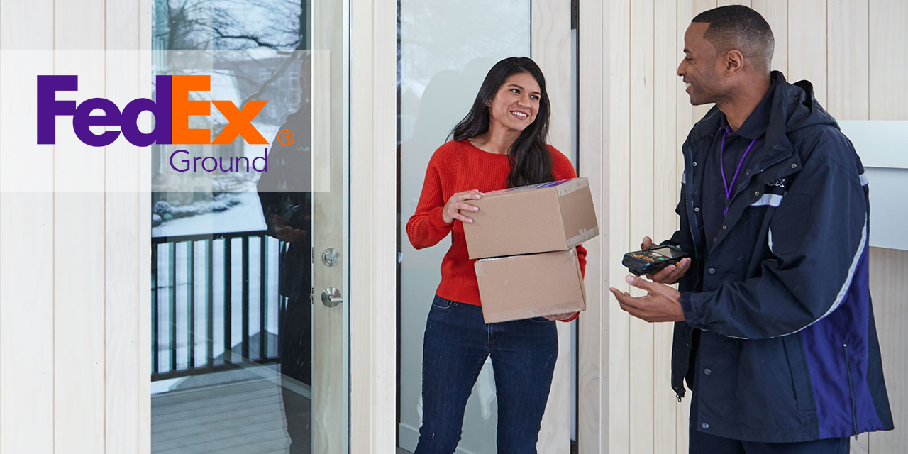 FedEx Ground Now Delivers on Sunday