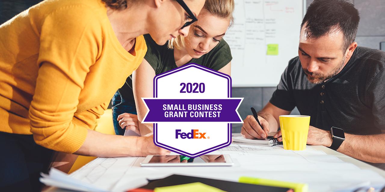 FedEx Small Business Grand Contest