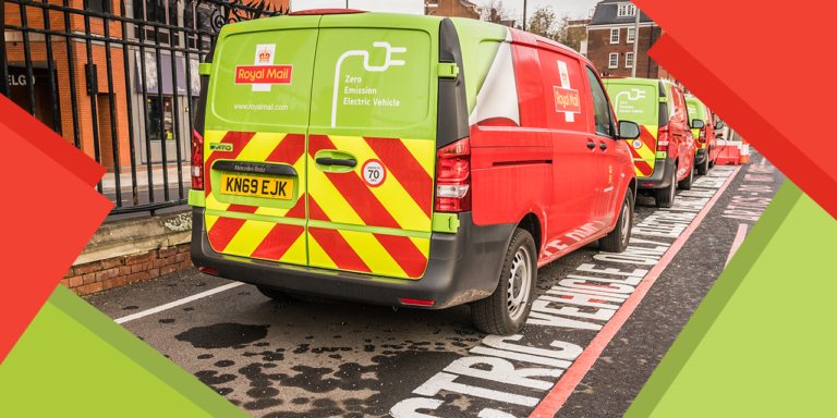 Royal Mail Expands Electric Vehicles Fleet in London