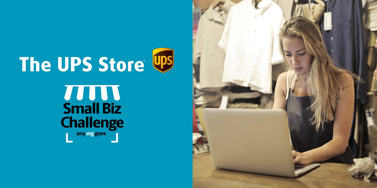 The UPS Store Small Biz Challenge