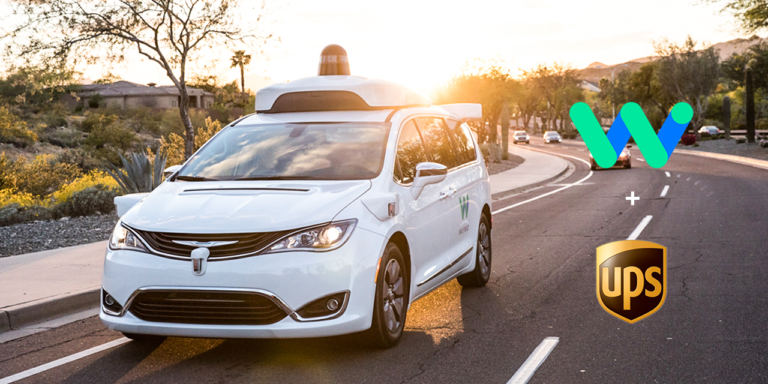 UPS and Waymo to Pilot Autonomous Delivery Vehicle Project in Arizona
