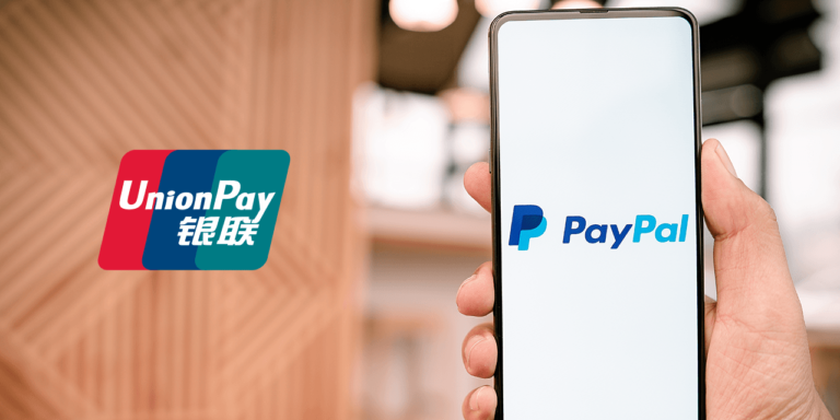 PayPal and UnionPay International Form Global Partnership