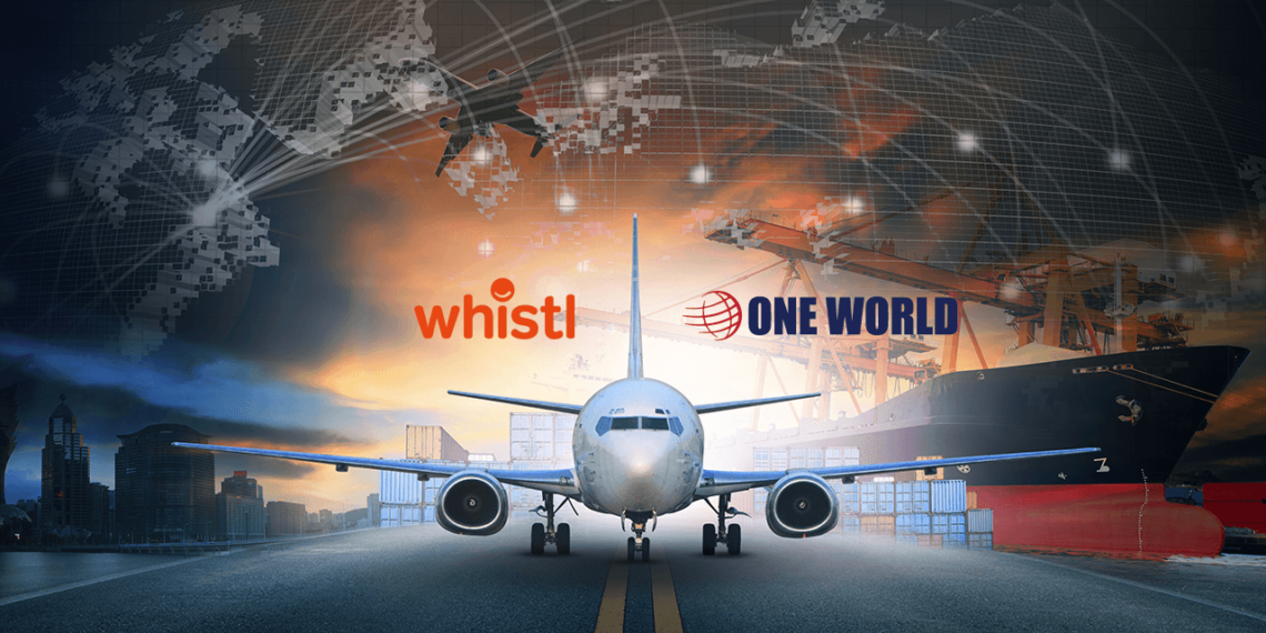 Whistl and One World