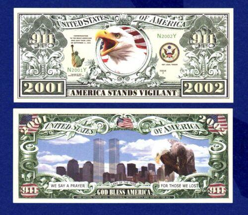 eBay Item 9/11 Dollar Bill