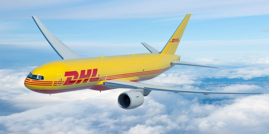 DHL Boeing 777F-200 Freighters