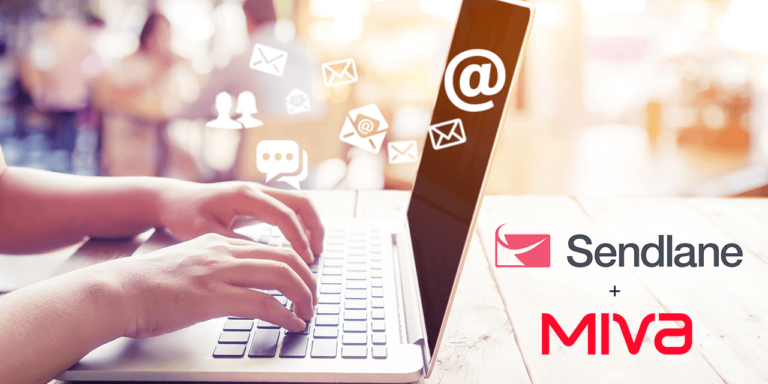 Miva Partners with Email Marketing Solution Sendlane to Help Online Merchants Drive Sales