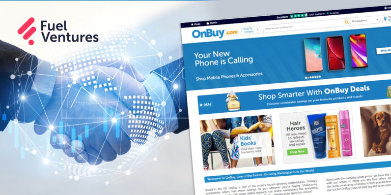 UK-Founded Marketplace OnBuy.com Secures £3 Million Investment