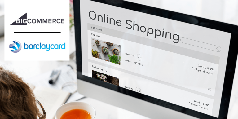 Barclaycard Becomes Payments Partner in UK for BigCommerce
