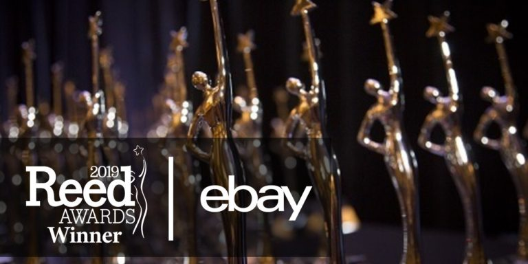 eBay Government Relations Advocacy & Policy Programs Team wins Reed Award