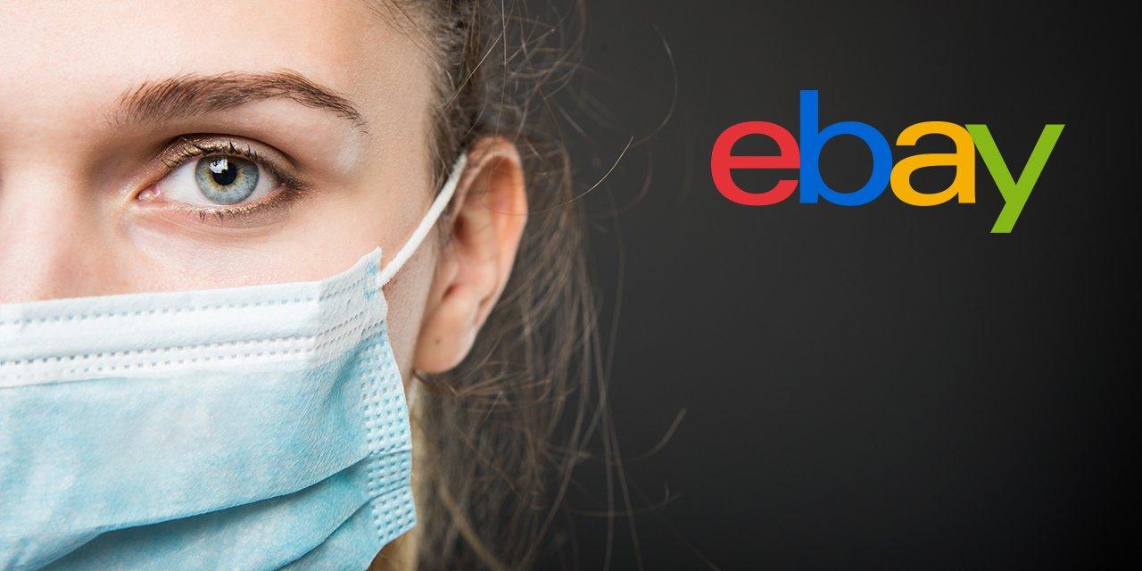 eBay policy warning to sellers - Coronavirus