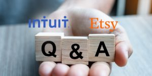 Etsy Held a Community Forum Q&A With a Tax Expert From Intuit