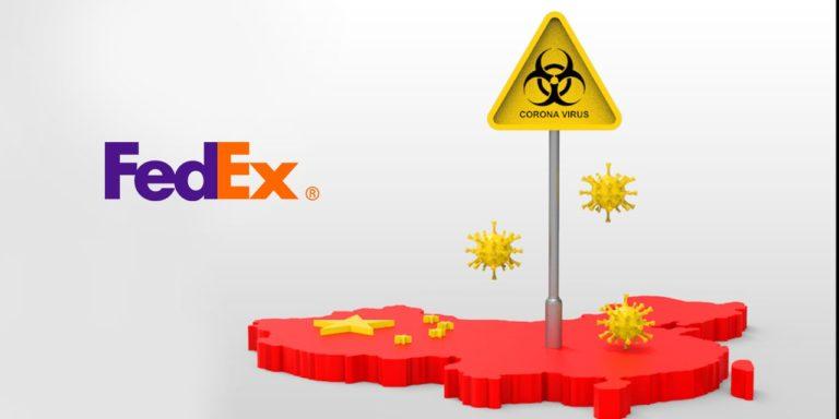 FedEx Updates Customers on Operations Impacted by Coronavirus