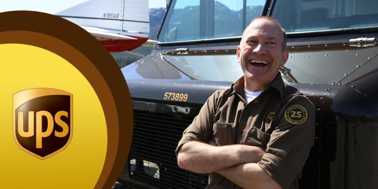 UPS Honors 1,316 More Drivers for Crash Free Driving Over 25 Years