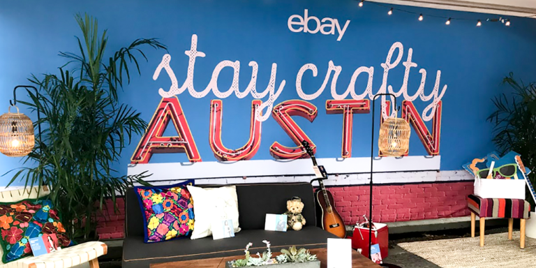 eBay Retail Revival Helps Austin Based Sellers Expand Their Reach