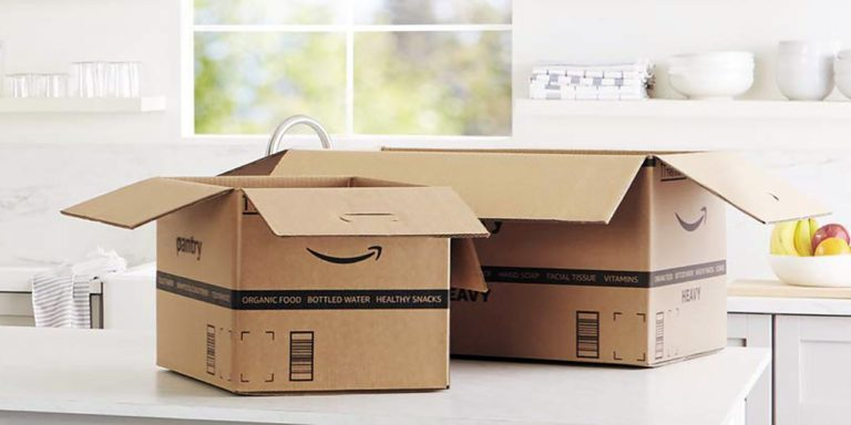 Amazon Halts Prime Pantry Service in The United States