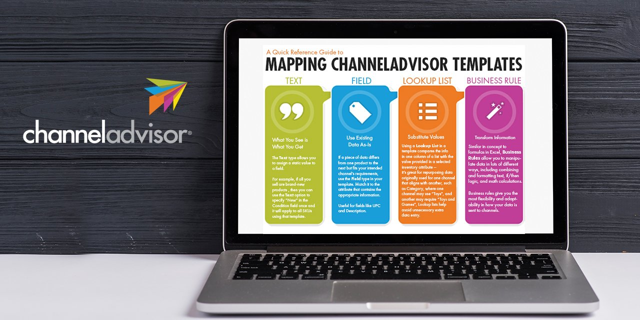 ChannelAdvisor New Patent