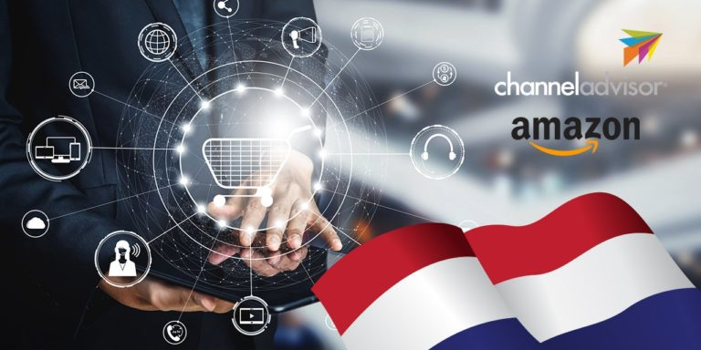 ChannelAdvisor Now Supports Newly Launched Amazon Netherlands Marketplace